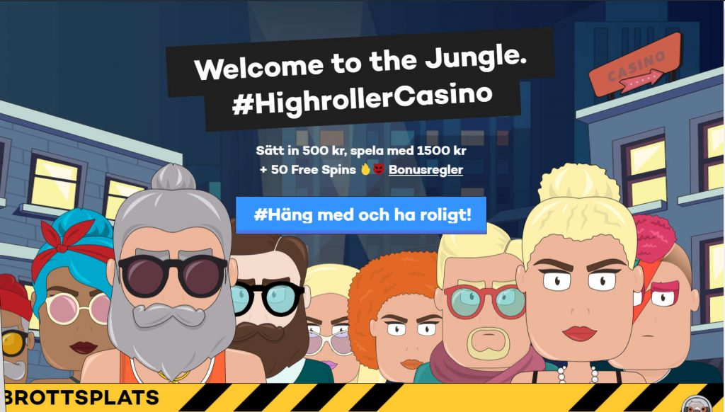 High Roller Roulette recension
