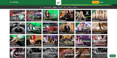 MR Green roulette recension