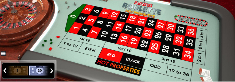 monopol roulette
