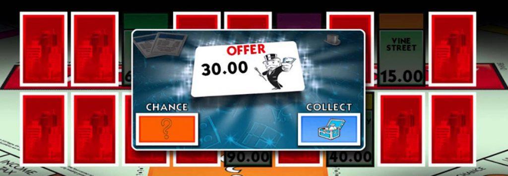 monopol bonus game